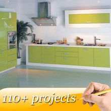 Multifunctional Customized Color Bulit-in Kitchen