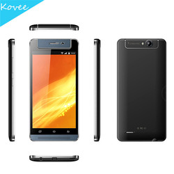 5.5 inch mobile phone dual core smart phone Android 4.4.2 +GPS mobile phone