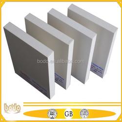 SINTRA PVC rigid sheets / boards 3mm white black color