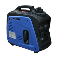 1KW silent portable camping use low rpm electric generator, 220v portable generator, chinese made generator
