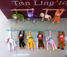 High quality plush Monkey toys /flying monkey with sound,monkey plush toy