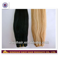 Straight Hot Selling Myanmar Remy Hair Weft