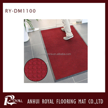 Fashion Printed 100% Recycled Polypropylene Rubber Mat