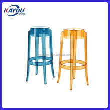 Outdoor garden leisure plastic chair bar chair plastic mould chair cover