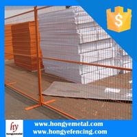 Orange Barrier Fence/ Industrial Safety Fence