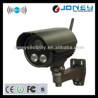 720P 40m IR Distance Waterproof Outdoor Wireless IP Camera SD Card