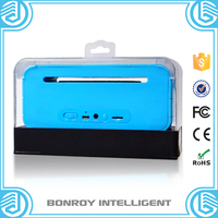 2015 New technology professional wireless computer bluetooth speaker with fm radio TF card for mobile phone