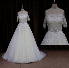 Vintage lace corset 2012 hot fashion wedding dress