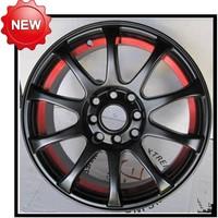 China 18 inch pink car rims aluminum car wheel rim