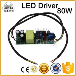 ac dc led driver waterproof power supply 2400ma 80w 36v