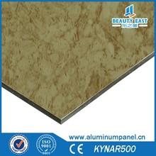 Aluminum Plastic Decorative Stone Surface Wall Panels