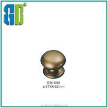 HOT X-mas Antique brass zinc alloy Door cabinet knobs Oil rubbed bronze zinc kitchen door handles