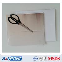 SANPONT Quality Testing Silica Gel Plate Aluminum Plate