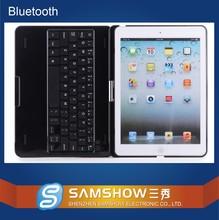 2015New Arrival 360 Degree Rotation Wireless bluetooth keyboards for iPad mini