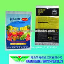 2013 venta caliente 25kg bolsa de cemento