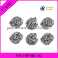 AISI 410/430 stainless steel wire scourer