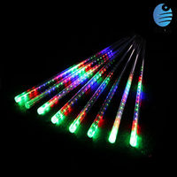 2016 newest product china outdoor rain drop christmas string lights