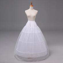 Hot Sale 3 Hoop Cheap Bridal Dress Petticoat Wedding Dress Petticoats 8805-3