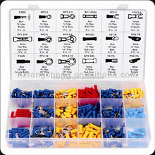 Hardware Kit 360pc Assorted Copper Tube Terminals