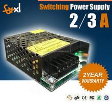 24v 1.5a 25W 35W single led 24v dc switching power supply
