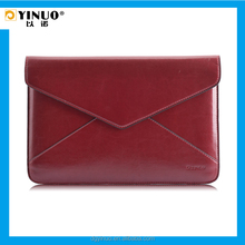 """YINUO Multi-Color Fasion Hasp PU Laptop Sleeve Bag 11.6""""/13.3 inch for MacBook Air"""