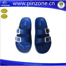 Man slippers sport slipper blue slippers flip flops