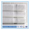 European standard 100% cotton super soft plain white hotel bath towel