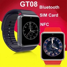 2015 new design 1.54 inches bluetooth watch mobile phone supplier