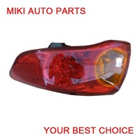 Car part Toyota Corolla 2008 tail lights outer
