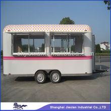 2014 Jiexian FS-500 FRESH !!! crepe food kiosk for sale,mall food kiosk,shopping mall kiosk designmobile catering truck for sale