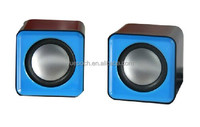 Factory direct sale ! mini usb speakers shenzhen Factory 2014 Hot Sale !