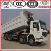 Discount Truck Model Sinotruk 40tons 12 wheels dump truck with single berth