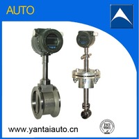 Digital Vortex Flow Meter for Water,Steam,Oil, Air, Gas 4-20mA RS485