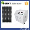 Factory directly 1200W 30V thin film solar panels with grid tie micro inverters for grid-tie solar p