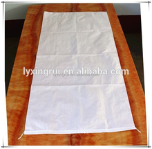 100% new material pp maize bag for 50kg corn bag