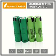 Authentic li-ion battery cell panasonic ncr18650a 3100mah 3.7v battery for panasonic
