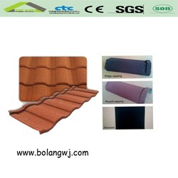 the prefab house the prefab house building materials roof tile colorful stone coated roof tile