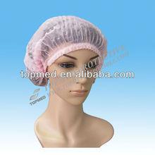 Enfermeira chapéu / descartável tampa / tampas cirúrgicos