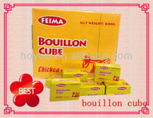 low price good quality chicken flavour cooking cube