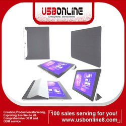 For Samsung GT-P7510 P7500/ Galaxy Tab 10.1 horizontal book leather case with stand /waterproof case galaxy tab 10.1