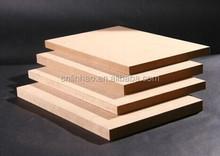 laminated waterproof mdf melamine board