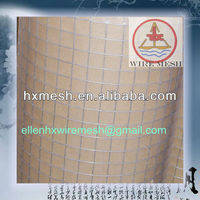 Stainless Steel Welded Wire Mesh/PVC Coated Welded Wire Mesh