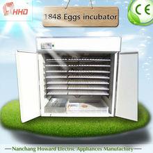 Digital c& microcomputer full-automatic chicken egg incubator hatcher