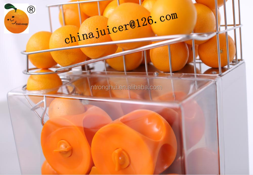 XC-2000E-2 laranja Espremedor de Sumos, m?quina de suco de laranja comercial-M?quinas de fazer ...