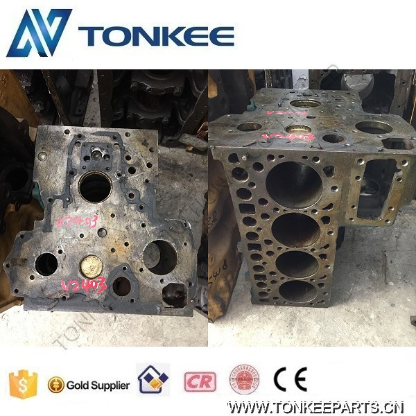 V2403 engine block V2403 cylinder block original used for KUBOTA  P03