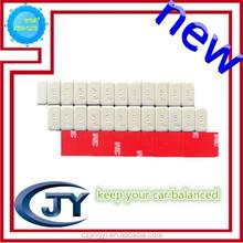 Fe chrome adhesive tape Balance wheel weight