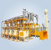 hot sale wheat/corn/rice flour mill machinery