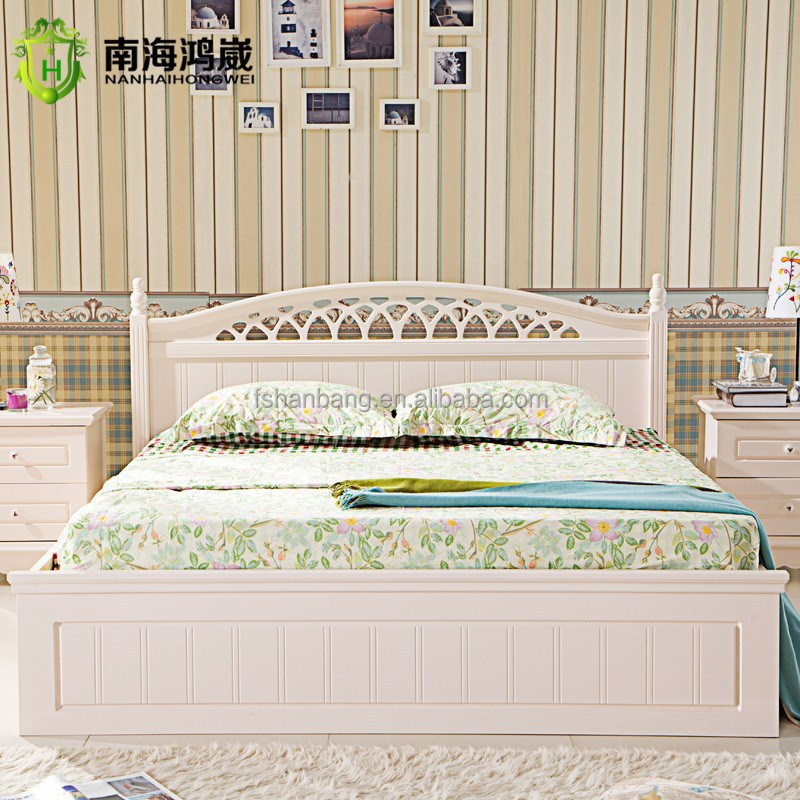 Latest Design Wooden Double Bed Furniture With Storage Buy Wooden Double Bed Latest Wooden