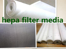 oil and water repellent air filtration pulse to clear the dust by PTFE membrane