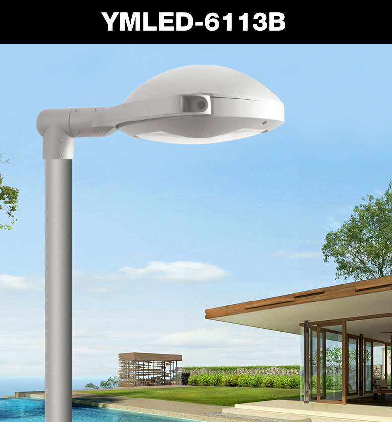 China factory PF>0.95 220v ip65 garden led light